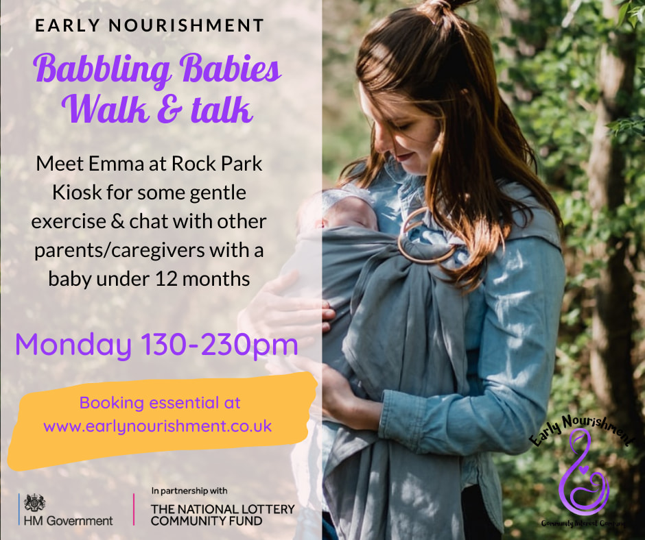 Babbling Babies – Walk & Talk